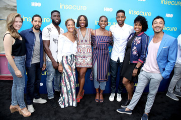 Amanda Seales HBO Celebrates New Season of 'Insecure' With Block Party in Inglewood