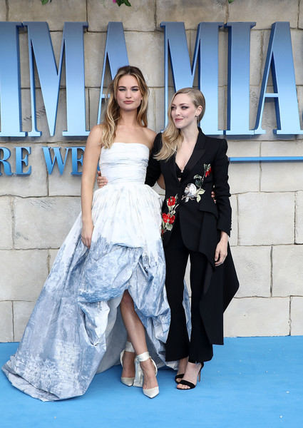 'Mamma Mia! Here We Go Again' - UK Premiere - Red Carpet Arrivals