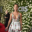 Amanza Smith Brown 2017 Tony Awards - Red Carpet