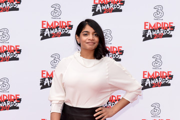Amara Karan Three Empire Awards - Red Carpet Arrivals