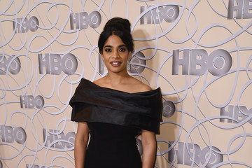 Amara Karan HBO's Official Golden Globe Awards After Party - Red Carpet