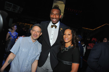 Amare Stoudemire Alexis Welch Epix Premiere of 'In the Moment'