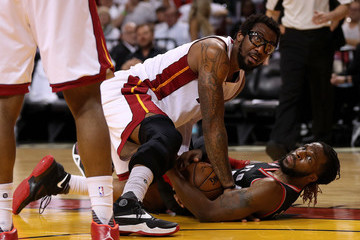 Amare Stoudemire Toronto Raptors v Miami Heat - Game Four
