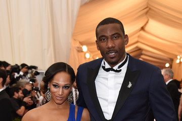 Amare Stoudemire Red Carpet Arrivals at the Met Gala — Part 3