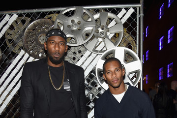 Amare Stoudemire Givenchy SS16 After-Party
