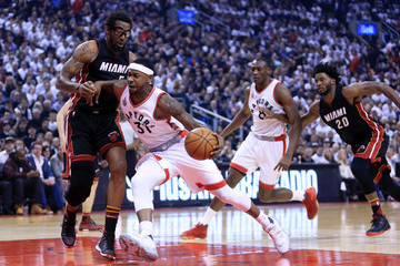 Amare Stoudemire Miami Heat v Toronto Raptors - Game Two