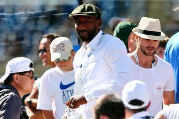 Amare Stoudemire US Open: Day 4