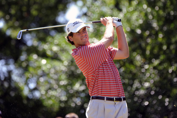 Ben Martin Ben Martin hits a tee shot during the Finals of the U.S. Amateur ...