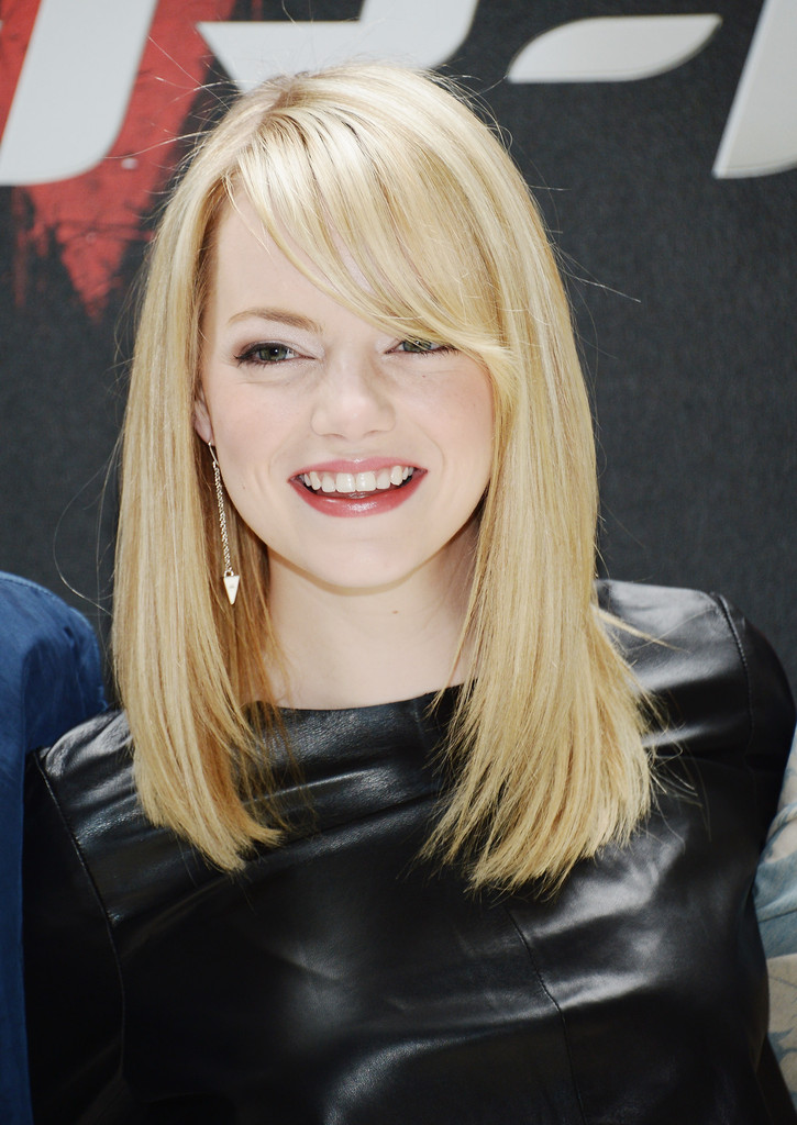 Haircut Hairstyles : Emma Stone Photos Photos -