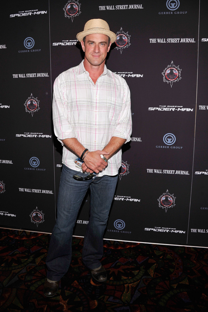 "Christopher Meloni Photos Photos - ""The Amazing Spider-Man ..."