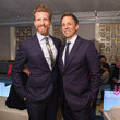 Seth Meyers and Josh Meyers Photos