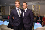Seth Meyers and Josh Meyers Photos Photo