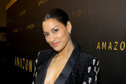 Janina Gavankar. attends the Amazon Studios Golden Globes After Party at The Beverly Hilton Hotel on January 05, 2020 in Beverly Hills, California.