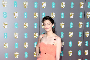 Amber Anderson EE British Academy Film Awards 2020 - Red Carpet Arrivals