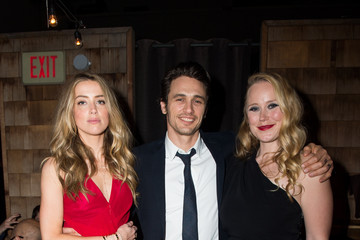 Amber Heard A24/DIRECTV's 'The Adderall Diaires' Premiere - After Party