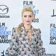 Amber Heard 2020 Film Independent Spirit Awards  - Red Carpet