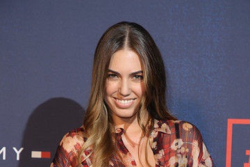 Amber Le Bon Tommy Hilfiger TOMMYNOW Fall 2017 - Front Row & Atmosphere
