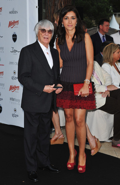 Amber Lounge Fashion Monaco - Red Carpet Arrivals