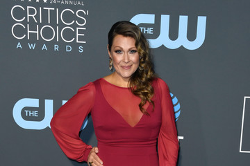 Amber Nash The 24th Annual Critics' Choice Awards - Arrivals
