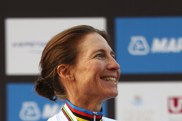 Amber Neben UCI Road World Championships - Day Three
