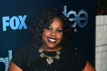 Amber Riley 'Glee' Celebrates 100 Episodes
