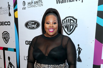 Amber Riley 2019 Essence Black Women In Hollywood Awards Luncheon - Red Carpet