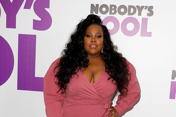 Amber Riley 'Nobody's Fool' New York Premiere