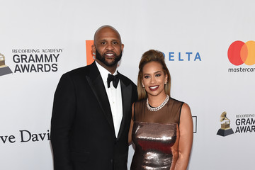 Amber Sabathia Grammy Salute To Industry Icons Honoring Jay-Z - Arrivals