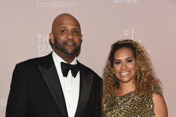 Amber Sabathia Rihanna's 4th Annual Diamond Ball Benefitting The Clara Lionel Foundation - Arrivals