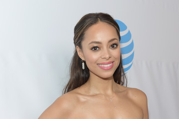 Amber Stevens West 48th NAACP Image Awards -  Red Carpet