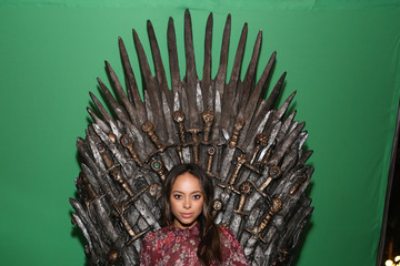 Amber Stevens West Entertainment Weekly Hosts Its Annual Comic-Con Party at FLOAT at The Hard Rock Hotel — Inside