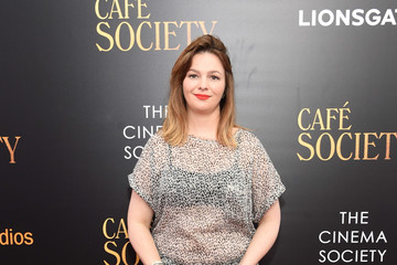 Amber Tamblyn Amazon & Lionsgate With the Cinema Society Host the New York Premiere of 'Cafe Society' - Arrivals