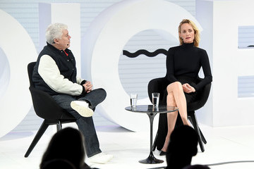 Amber Valletta The Business of Fashion Presents VOICES In Oxfordshire - Talks