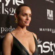 Amber Valletta Fifth Annual InStyle Awards - Red Carpet