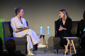 Amber Valletta Day 2 Of EMA IMPACT Summit Co-Hosted By Jaden Smith
