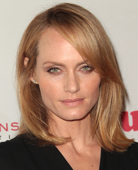 Amber Valletta Actress Amber Valletta attends Virgin Unite's Fifth Annual Rock The Kasbah Event at Boulevard3 on November 16, 2011 in Hollywood, California.