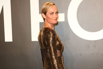 Amber Valletta Tom Ford Autumn/Winter 2015 Womenswear Collection Presentation - Arrivals