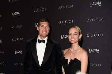 Amber Valletta LACMA 2015 Art+Film Gala Honoring James Turrell and Alejandro G Inarritu, Presented by Gucci - Red Carpet