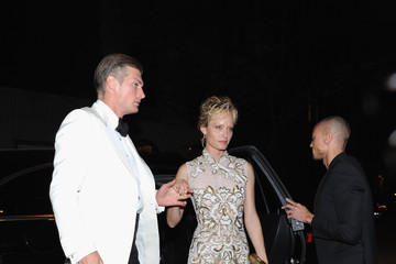 Amber Valletta Michael Kors and iTunes After Party at the Mark Hotel