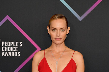 Amber Valletta People's Choice Awards 2018 - Arrivals