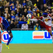 Ambroise Oyongo New York Red Bulls v Montreal Impact
