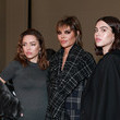Amelia Gray Hamlin Vera Wang - Front Row - February 2020 - New York Fashion Week