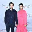 """Amelia Warner PARAMOUNT PICTURES PRESENTS THE WORLD PREMIERE OF """"A QUIET PLACE PART II"""""""