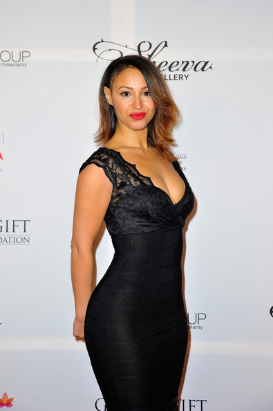 Arrivals at the London Global Gift Gala