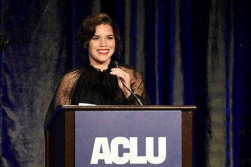 America Ferrera ACLU's Annual Bill Of Rights Dinner - Show