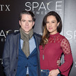 America Olivo The Cinema Society Hosts a Screening of 'The Space Between Us' - Arrivals