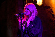Julia Michaels joins American Express Travel to celebrate its enhanced Fine Hotels & Resorts 5X Membership Rewards® benefit for American Express Platinum Card® Members with intimate performance at Beekman Hotel on May 30, 2019 in New York City.