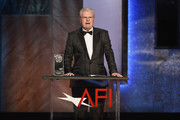 AFI Board of Trustees Chair Howard Stringer speaks onstage during American Film Institute's 44th Life Achievement Award Gala Tribute to John Williams at Dolby Theatre on June 9, 2016 in Hollywood, California. 26148_004