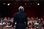 AFI Board of Trustees Chair Sir Howard Stringer speaks onstage during the American Film Institute's 46th Life Achievement Award Gala Tribute to George Clooney at Dolby Theatre  on June 7, 2018 in Hollywood, California.  390042