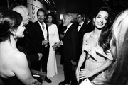 Cindy Crawford and Amal Clooney Photos Photo